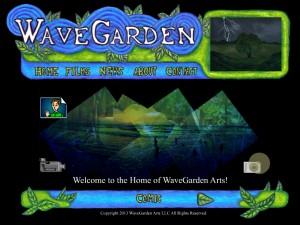 Original WaveGarden Arts site
