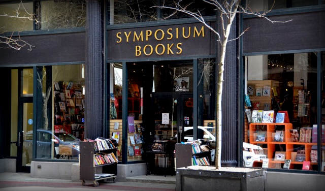 Symposium Books Banner