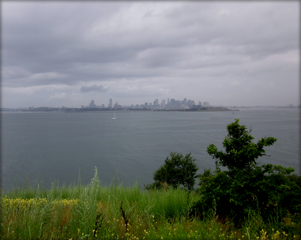 Spectacle Island - Boston