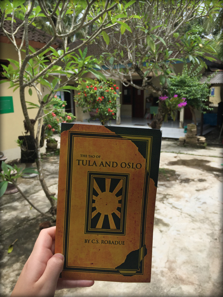 'Tula And Oslo' in Indonesia!