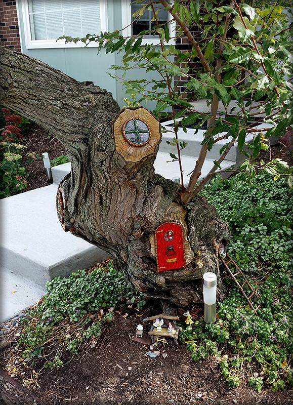 Hobbitt Tree