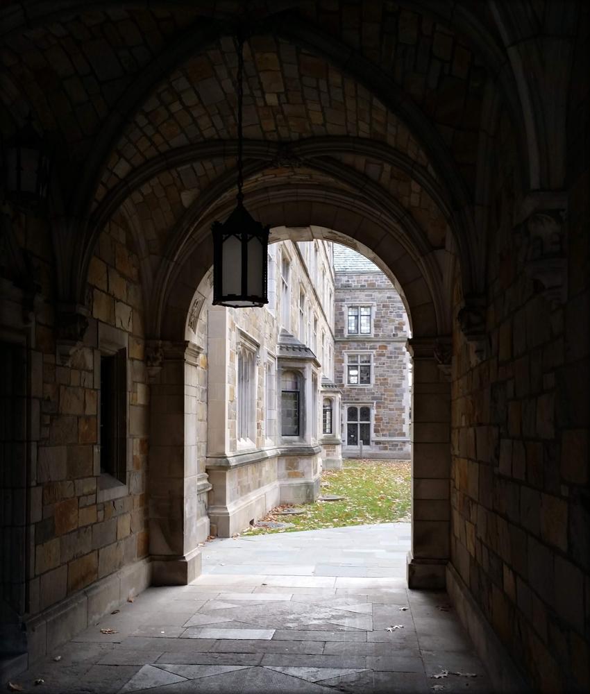 Tudor Gothic Architecture