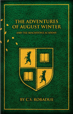 Blackstone Academy Cover